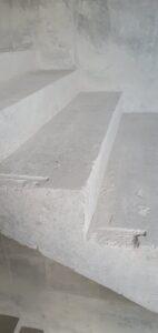 Реставруємо бетонні сходи в саду